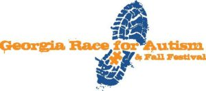 race logo (orange)