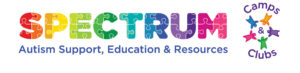 Spectrum Camps and Clubs logo
