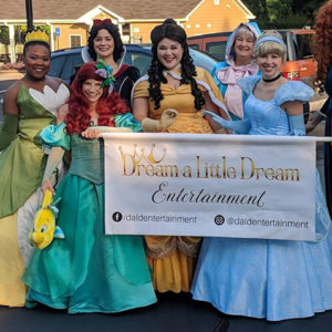 Dream a Little dream Princesses